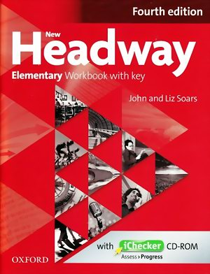 New Headway 4ed Elementary WB with key iChecker