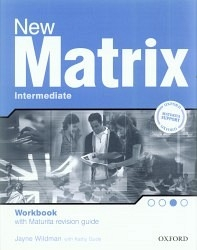 New Matrix Intermediate Workbook Maturita Support
