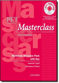 PET Masterclass Intermediate WB+Key+MultiROM