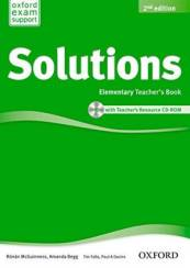 Maturita Solutions Elementary Teacher´s Book with Teacher´s Resource CD-ROM