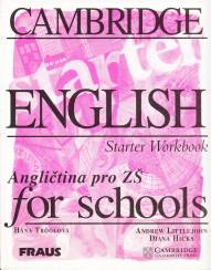 Cambridge English for schools Starter WB  Angličtina pro ZŠ