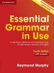 Essential Grammar in Use 4rd Edition with answers